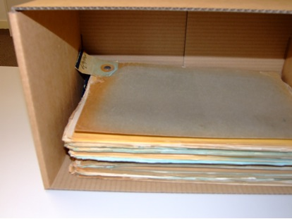 Archive Box with files 01